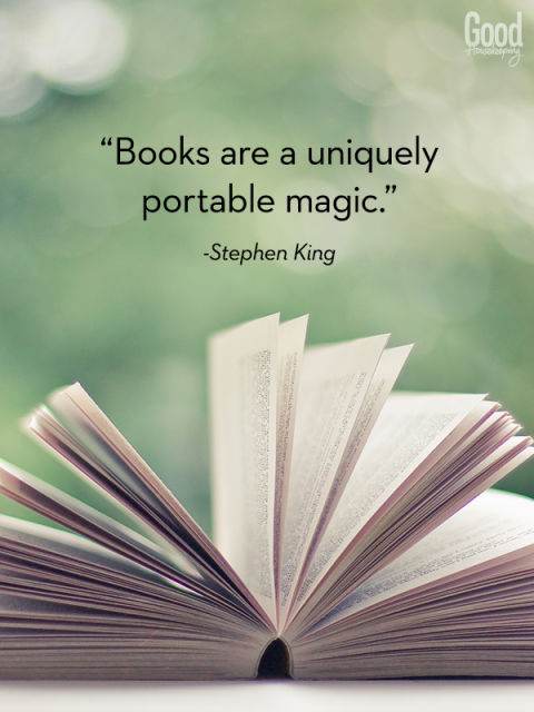 Book Lover Quote