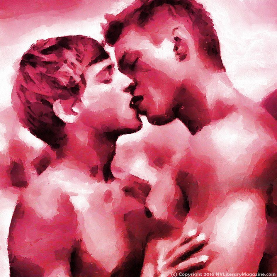Gay Love Painting