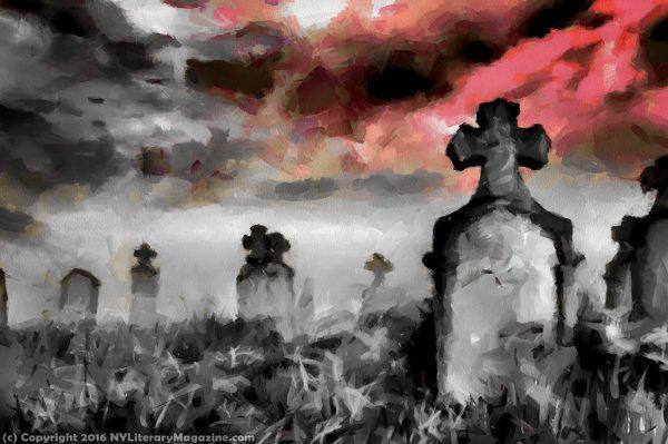 Graveyard Dark Art