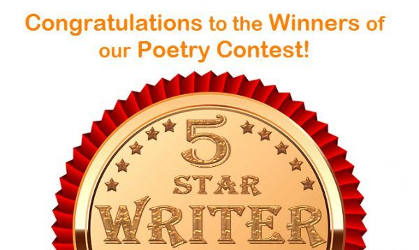 NY Literary Magazine Poetry Contest Winners 5 Star Writer
