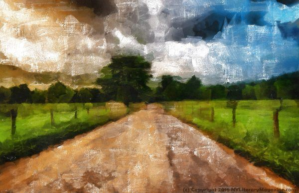 Road of Life Poems Collection and Art - NY Literary Magazine