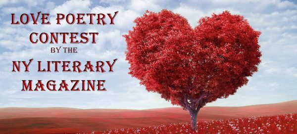 Free to Enter Love Poetry Contest by the NY Literary Magazine