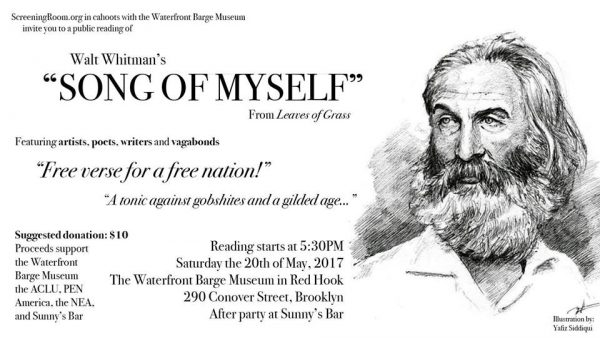 "literary analysis of song of myself 10 by walt whitman The ""i"" of the poem is now moving beyond the actual experiences of walt  whitman, who at the time he wrote ""song of myself"" never had gone hunting in  the."