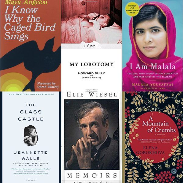 10 Best Memoirs and Autobiographies