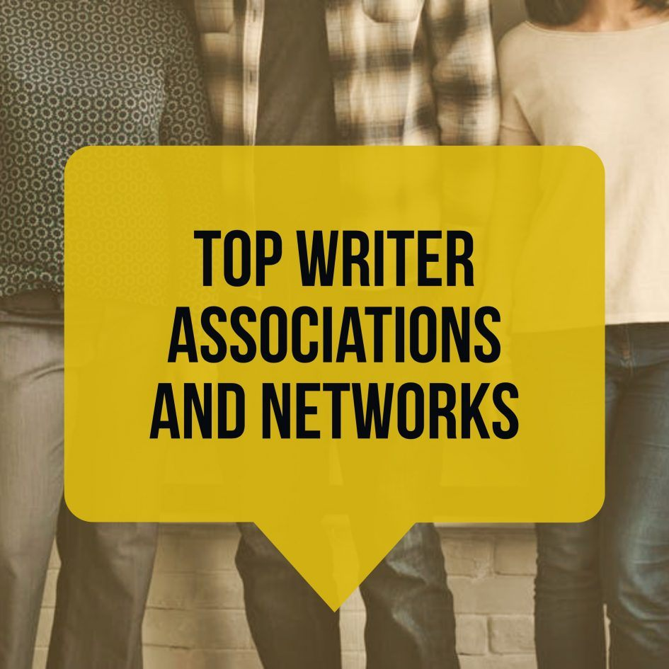 Top Writer Associations and Networks