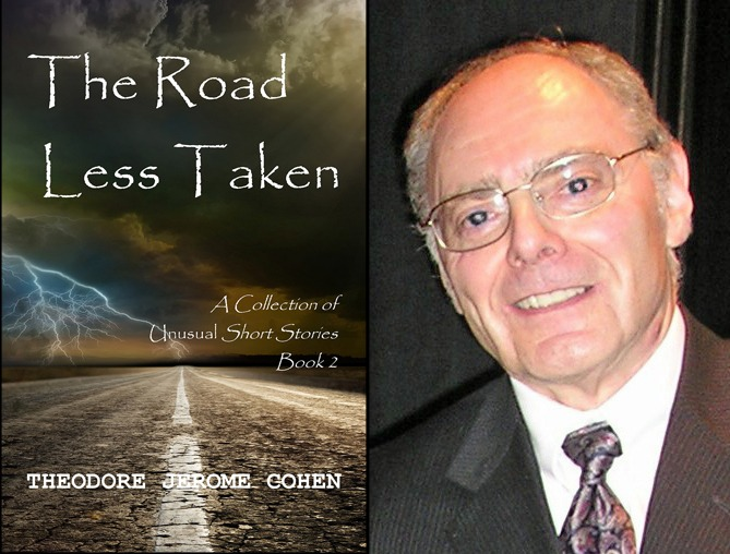 Author Interview with Theodore J. Cohen