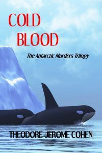 """Interview with Theodore Cohen Author of """"Cold Blood"""""""