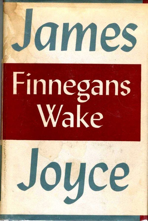 James Joyce Finnegans Wake Reading Event in NY