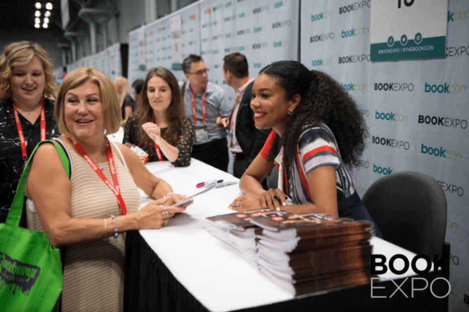 BookExpo NYC