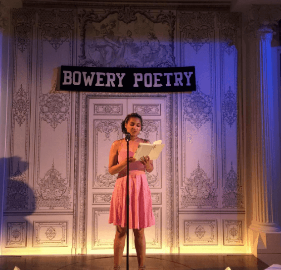 Bowery Poetry Club Literary Event NYC