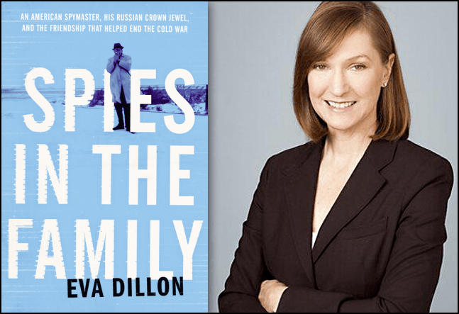 Interview with Eva Dillon Author of Spies in the Family