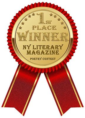 NY Literary Magazine Poetry Contest 1st Place Winners