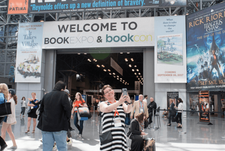 NYC BookExpo
