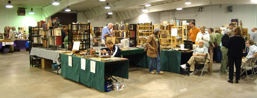 Rochester Antiquarian Book Fair