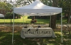 Poetry Table