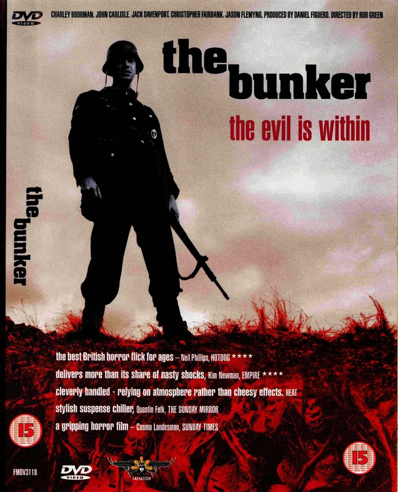 The Bunker by Screenwriter Clive Dawson