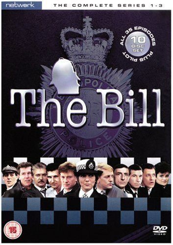 The Bill TV Series - TV Scripts by Clive Dawson