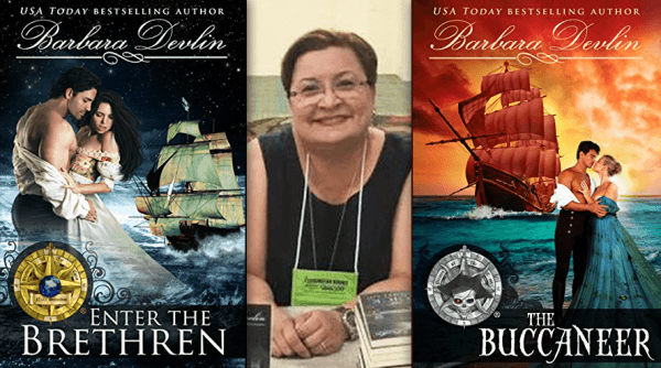 Author Interview with Bestselling Romance Author Barbara Devlin