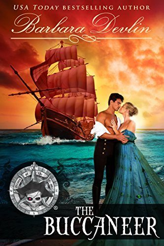 The Buccaneer Romance Novel by Author Barbara Devlin