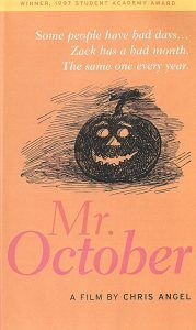 Mr October Feature Film by Christopher Angel