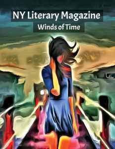 NY Literary Magazine Winds of Time Contemporary Poetry Anthology